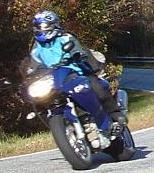 Photo - Jackie rides