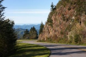 Photo - a view of the Blue Ridge Parkway