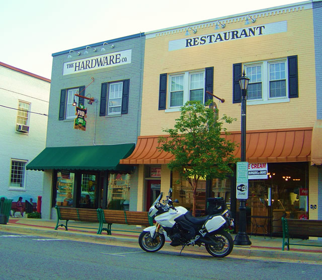 Photo - The Hardware Co. Restaurant, Hillsville, Virginia