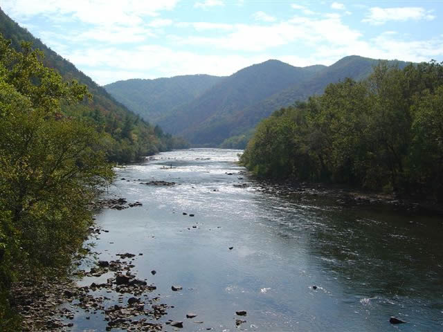 Photo - French Broad River at Hot Springs