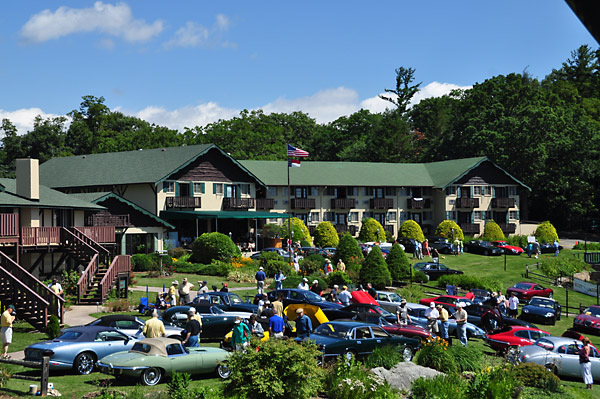 Photo - View of the grounds at the Switzerland Inn