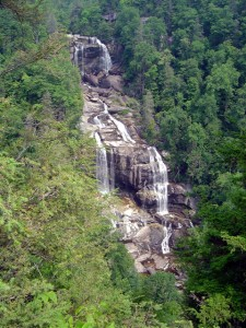 Photo - Whitewater Falls Highest in the east