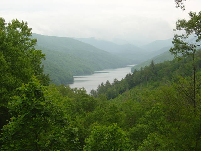 Photo-Fontana-Lake-view-from-NC-28