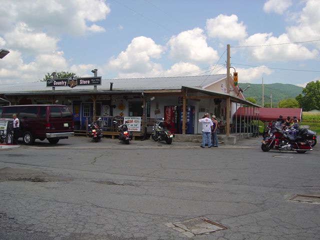 Photo- Shady Valley Country Store