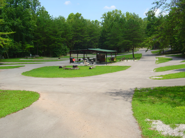 Photo - the Campground at the Punkin Center Motorcycle Resort