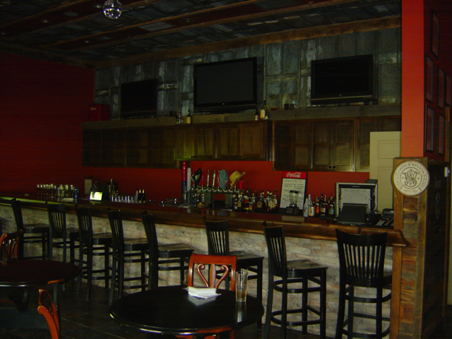 Photo - the bar at the Lodge at Copperhead