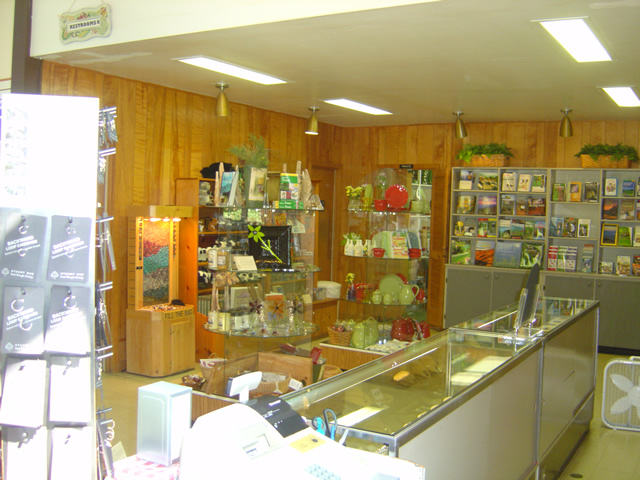 Photo - Gift Shop at Crabtree Falls Visitor Center