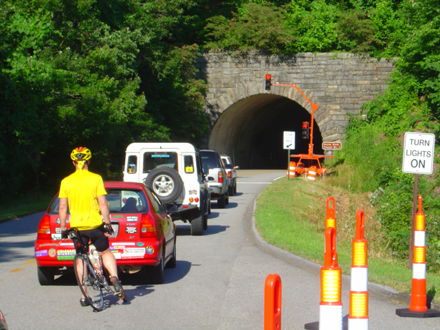 Blue Ridge Parkway Road Closure 2012 - 2013
