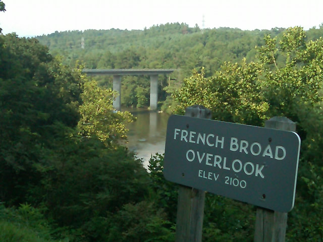 Photo - French Broad River Overlook