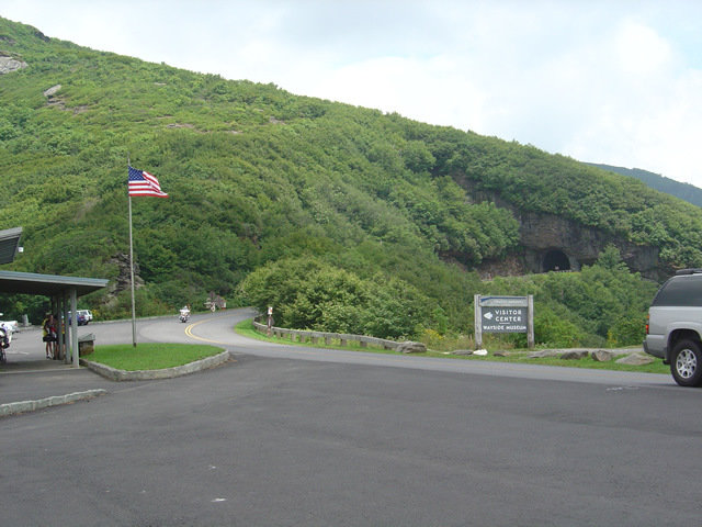 Photo - The Craggy Pinnacle Tunnel