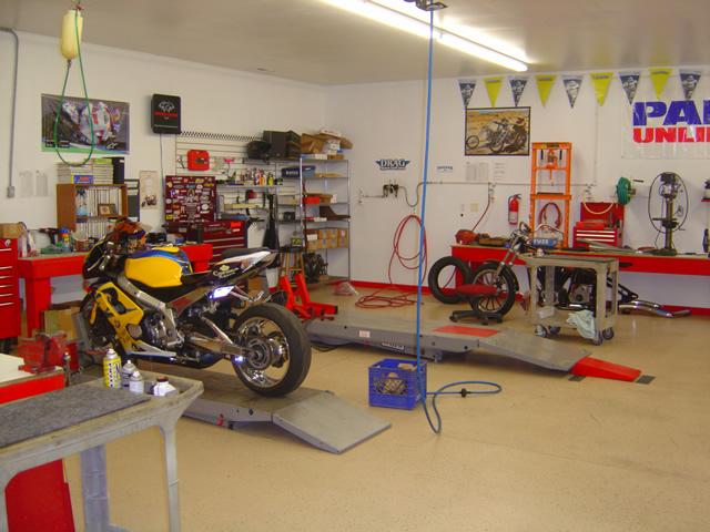 Photo - the shop area at Cycle Sportz