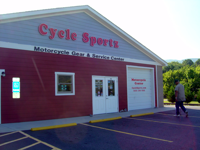 Photo - Cycle Sportz Motorcycle Shop