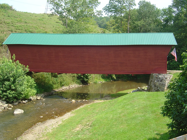 Photo - Sinking Creek Covered Bridge
