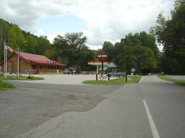 Photo - long view of US 129 HD