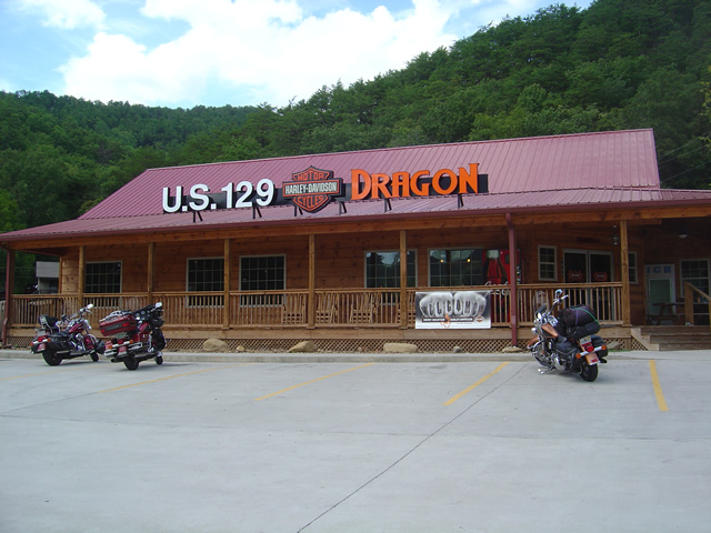 Photo - US 129 HD at the Dragon