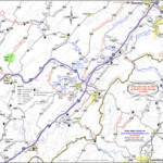 Just Completed – Update to Blue Ridge Parkway Motorcycle Pocket Map #1