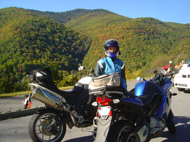 Photo from the Blue Ridge Parkway