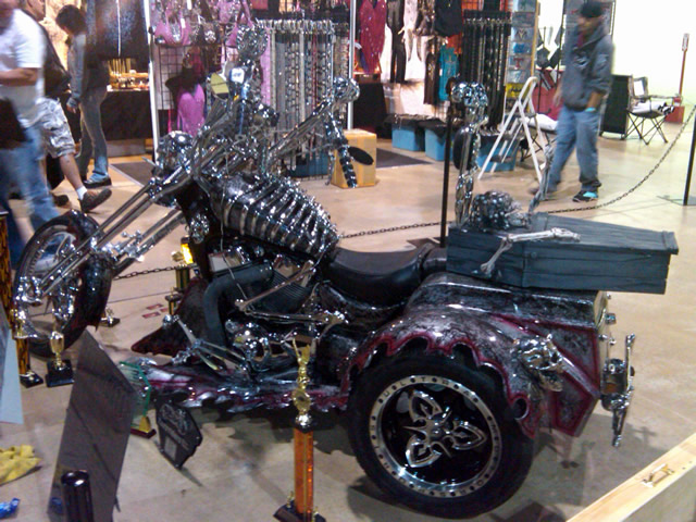 Photo - Amazing detail work on this trike