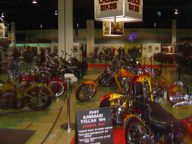 Photo from Easyriders Bike Show