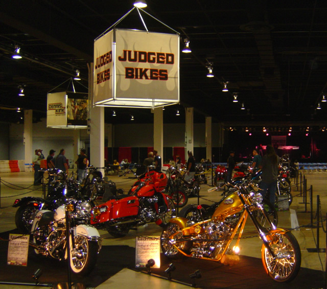 Photo from Easyrider Bike Show