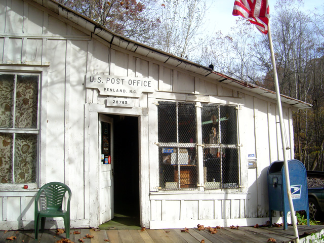 Photo - Penland Post Office