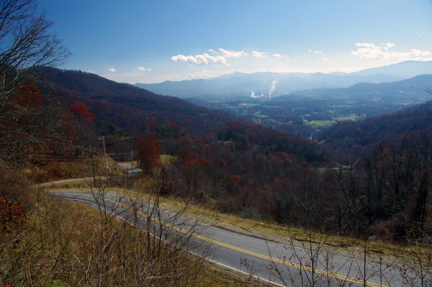Photo - View from Crabtree Mountain Rd