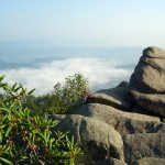 Blue-Ridge-Parkway-humback-rocks-overlook