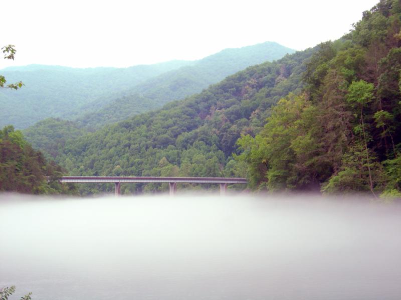 NC-28-fontana-lake-