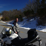 Finally – Warmer Blue Ridge Motorcycle Riding Weather