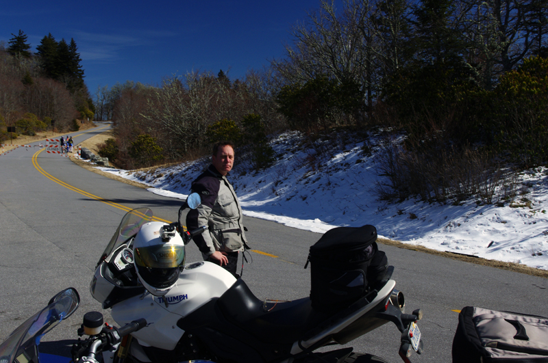 Photo - Blue Ridge Parkway still closed