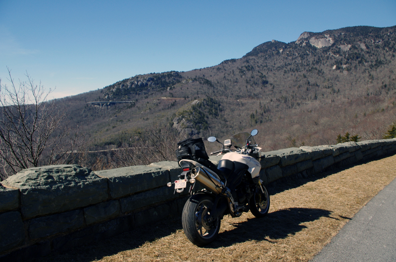 Photo - Feb ride on the parkway