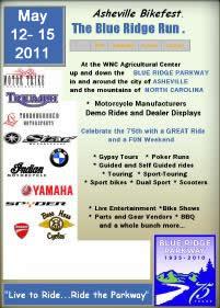 Asheville Bikefest Info