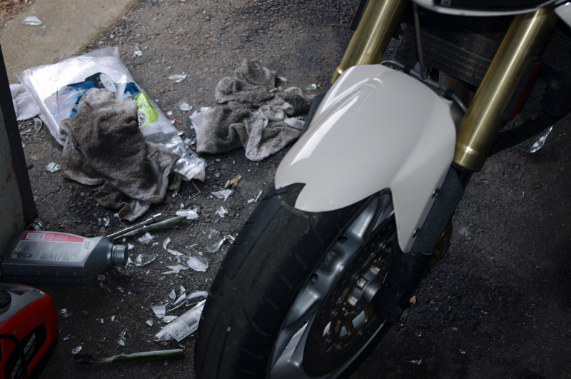 Photo-windstorm-damage-to-motorcycle