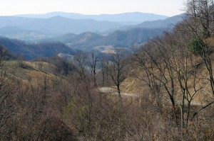 Photo - view from Crabtree Mountain Road