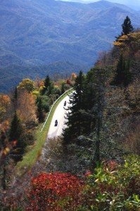 Photo-motorcycles-on-the-Blue-Ridge-Parkway