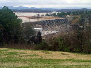 Photo - Douglas Dam, Sevierville, Tennessee