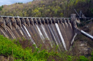 Photo - Tapoco Dam
