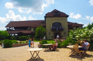 Photo-Chateau Morisette on the Blue Ridge Parkway