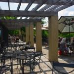 photo-Restaurant-terrace-at Chateau-Morrisette