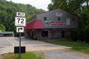 Photo - US 129 Motorcycle Pit Stop