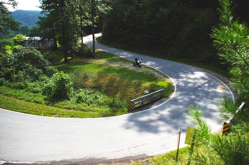 In NC Best Motorcycle Rides In North Carolina A Sport Bike Loop