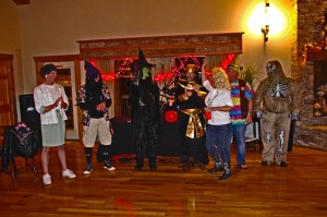 photo - halloween at The Lodge At Copperhead