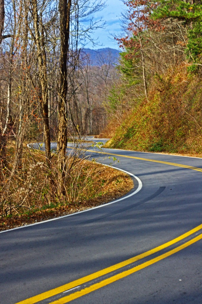 Best Motorcycle Rides in North Carolina - Hookers Gap Rd