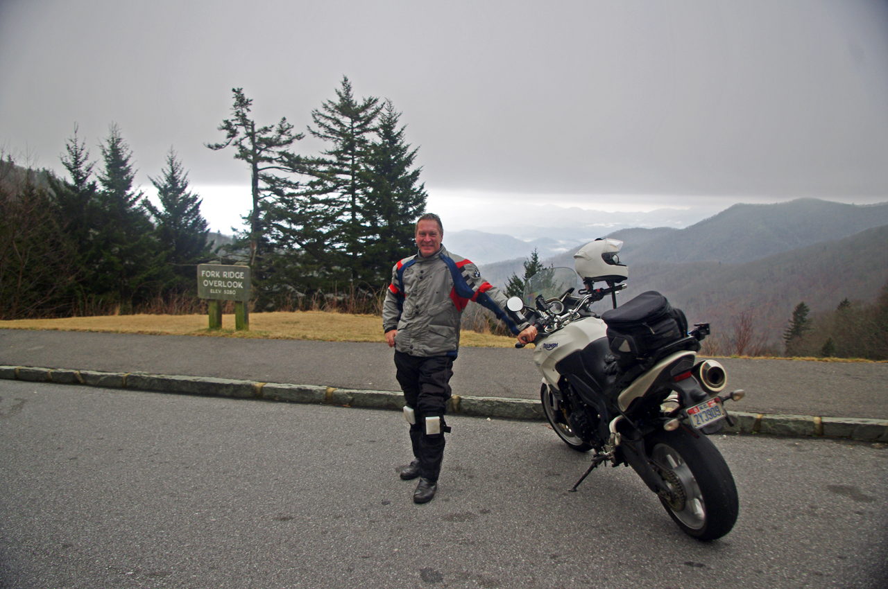 motorcycle-at-fork-ridge-overlook-1st-day-of-winter