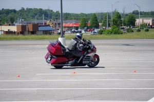 Motorcycle Training: Gain confidence handling a big bike in tight conditions