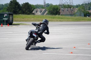 Motorcycle Training: This woman wanted to sharpen her street and track skills and get more out of her riding
