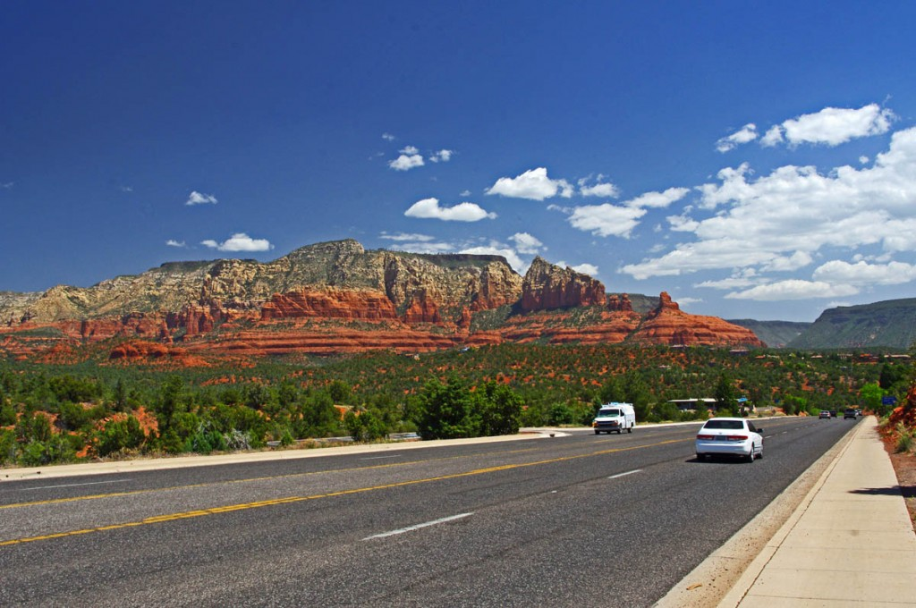 Motorcycle Rides in Arizona: Sedona, Scottsdale area - How pretty is Sedona?
