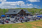 Fun Motorcycle Rides in Georgia - The Lodge at Copperhead