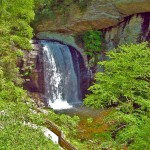 Great Motorcycle Rides in North Carolina - Pisgah Triangles