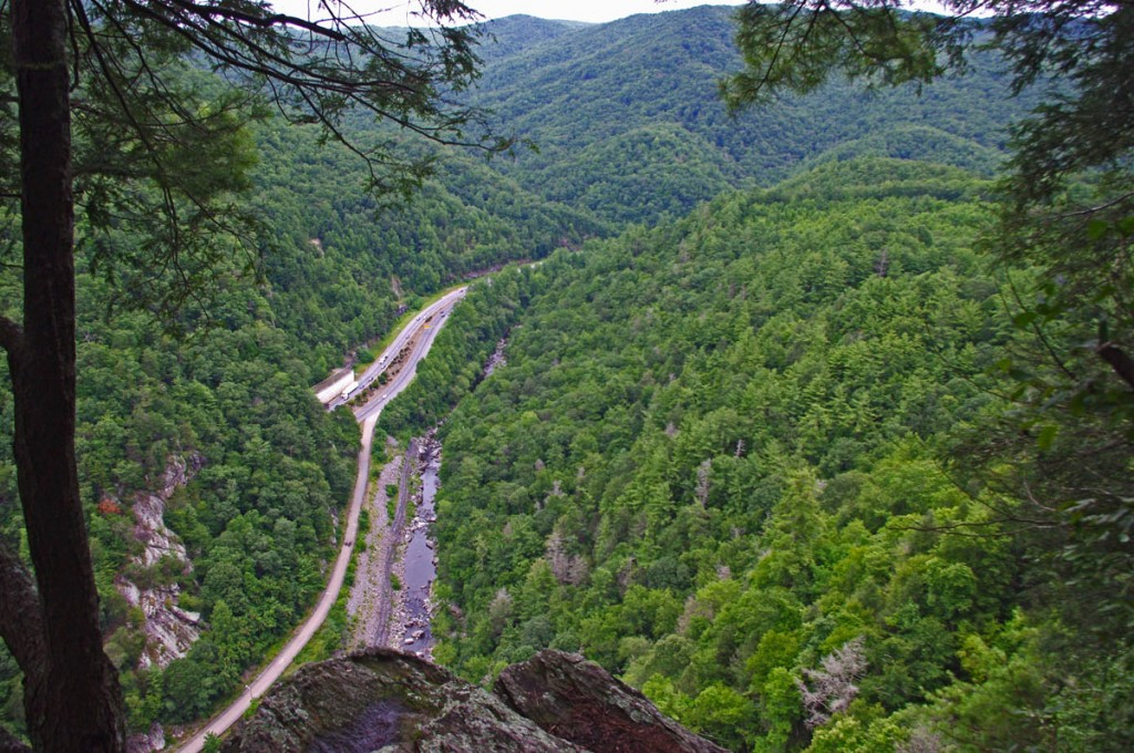 Dual-sport Motorcycle Rides in North Carolina and Tennessee